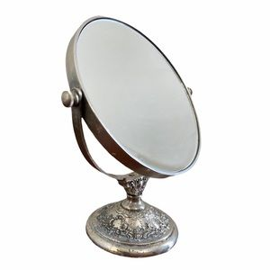 vintage double sided mirror